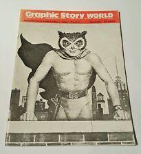 Graphic story world # 7, 1972