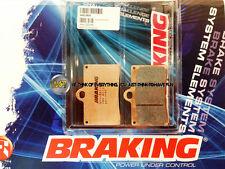 GAS GAS HALLEY (2t) 125 2009 09 PASTIGLIE ANTERIORE SINTERIZZATE FRENO BRAKING C