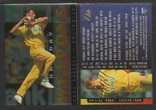 FUTERA 1996 CRICKET ELITE PAUL REIFFEL ONE-DAY WEAPONS CARD No 14