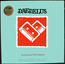 "DAEDELUS 12"" THE DEATH SET Remix Withered Friend + PROMO New"