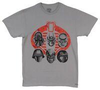 G.I. Joe Cobra The Enemy Commander Destro Stromshadow Licensed Adult T Shirt