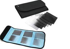 "Fotga 101mm 4""x4"" Full Neutral Density + Gradual ND Filter Kit for Matte Box"
