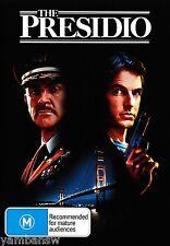 THE PRESIDIO * SEAN CONNERY MEG RYAN * NEW & SEALED DVD