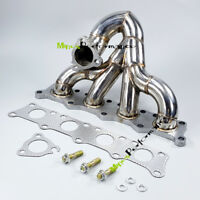 FOR Audi TT S3 210 225 BHP Quattro Stainless Steel Turbo Exhaust Manifold NEW
