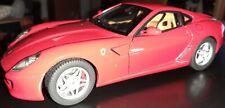 """MATTEL/Hotwheels ELITE Ferrari 599 GTB """"Fiorano"""" 1:18"""