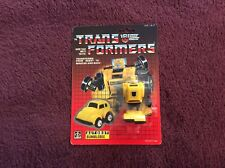 Transformers, Generation One (G1) Bumblebee Reissue