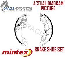 NEW MINTEX REAR BRAKE SHOE SET BRAKING SHOES GENUINE OE QUALITY MFR534