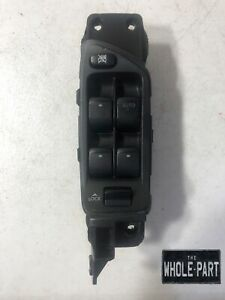 2003-2009 Subaru Liberty Outback Master Driver Electric Power Window Switch RHD