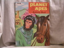 PLANET OF THE APES ACTIVITY BOOK