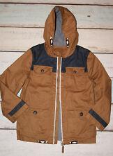 Tu Boys Hooded Coat Jacket Age 8 years