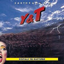 Y&T - Earthshaker [New CD] Holland - Import