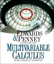 Multivariable Calculus with Analytic Geometry (5th Edition)