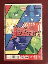 YOUNG AVENGERS (VOL 2) # 1 Marvel Comics 2013 First Print Possible Disney+ Show