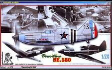 Unicraft Models 1/72 DEWOITINE SE.580 French Fighter Prototype
