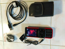 Nokia XpressMusic 5610 - Red (Telcel) Cellular Phone
