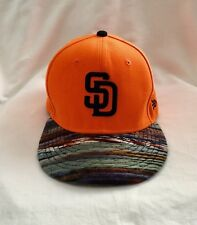 Rare Sweater Visor San Diego Padres New Era MLB Authentic 9fifty Cap Hat NWT