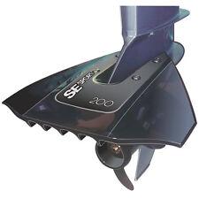 1SE Sport 200 Turbo Outboard Hydro Foil High Performance Turbo Black 8-40 HP