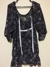 City Chic Size M Blouse