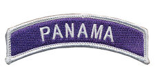 PURPLE HEART - Panama Tab - Operation Just Cause 1989 - 7th Infantry - 82nd ABD