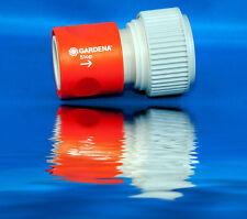 """GARDENA Wasserstop G 3/4"""" 0914 GARDENA-System-Schlauchstück z. B. Einsatz Pumpe"""