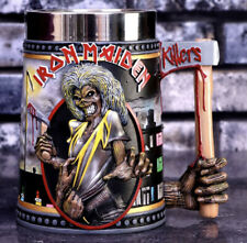 More details for iron maiden the killers tankard 15.5cm b5369s0 nemesis now officially licensed