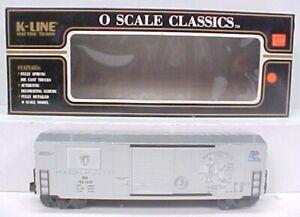 K-Line K765-7426 Massachusetts Quarter Boxcar LN/Box