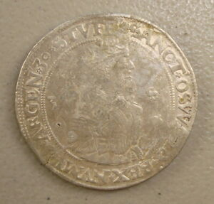 1511-46 Netherlands, S'Heerenberg, Wilhelm IV Silver Taler VF
