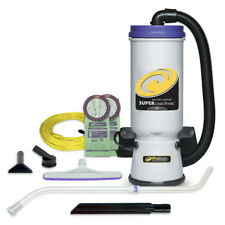 ProTeam Backpack Vacuums Super CoachVac Commercial Backpack Vacuum Cleaner