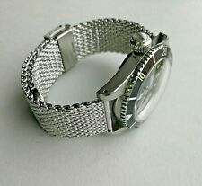 'Bond' mesh bracelet for Omega Seamaster - Stainless steel BOND type watch strap