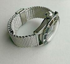 'Bond' mesh bracelet for Omega Seamaster - Stainless steel BOND type watch strap
