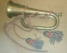 Old Brass Bugle Royal Welsh Fusiliers 23