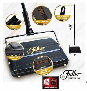 New, Fuller Brush 17027 Carpet & Floor Sweeper