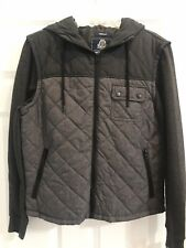 Men's American Rag Lined Hooded Jacket, Size Medium, New With Tags