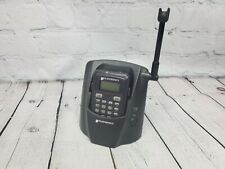 Plantronics CT12 2.4 GHz Single Line Cordless Phone Base and Phone Only