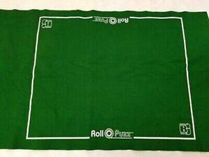 NEW Roll-O-Puzz Deluxe Green Puzzle Storage Work Mat BJ Toys 500-2000 pc in TUBE