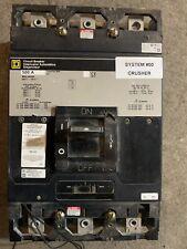 Square D Mal36500 Series 2 Square D Mal36500 500 Amp 3p Circuit Breaker