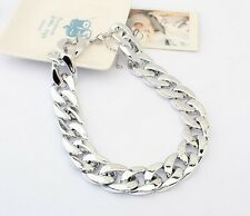 Chain Necklaces for Trendy Women Silver plated light weight
