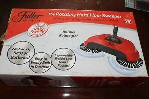 Roto Sweep by Fuller Brush-Original Cordless Hard Floor Sweeper - As Seen on TV