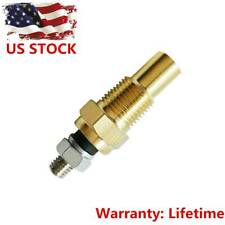 Water Coolant Oil Temp Temperature 1/8 NPT Electrical Sender Sending Sensor Unit