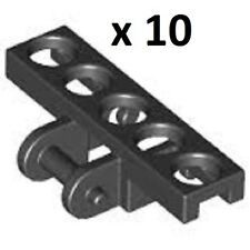 Lego Technic Black Link Tread X10 Arctic City Star Wars Chima Ninjago Batman UCS