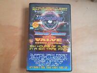 Hysteria Sonic Boom 6 Cassette Tape Box Set Dillinja Lemon D Chase