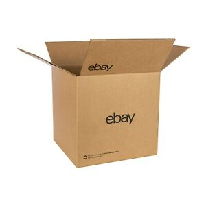 "10"" x 10"" x 10"" Boxes – Black Logo"