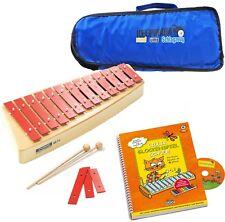 Sonor NG11 Glockenspiel + Lilli ´S Glockenspiel Schule+Keepdrum Bag