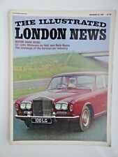 The Illustrated London News - Saturday October 23, 1965