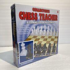 Cardinal Collectors Chess Teacher Game Learning Teaching Set GM3 Damaged Box NEW
