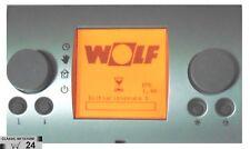 Wolf BML Bedienmodul / Regler Lüftung FW:1.40 (Art.-Nr.: 2744602)