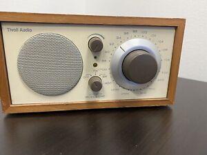Tivoli radio model one