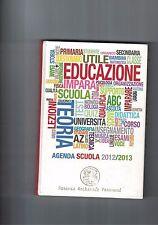 AGENDA SCUOLA 2012/2013 - PARAVIA ARCHIMEDE PARAMOND