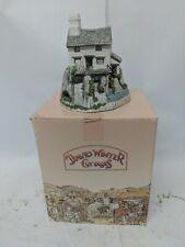David Winter Cottage Pen-Y-Graig 1993 w/ Box John Hine Studios