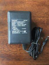 iHome Ac Adapter 29W Class 2 Power Supply 120Vac 7.5Vdc 1800mA U075180D43 Black